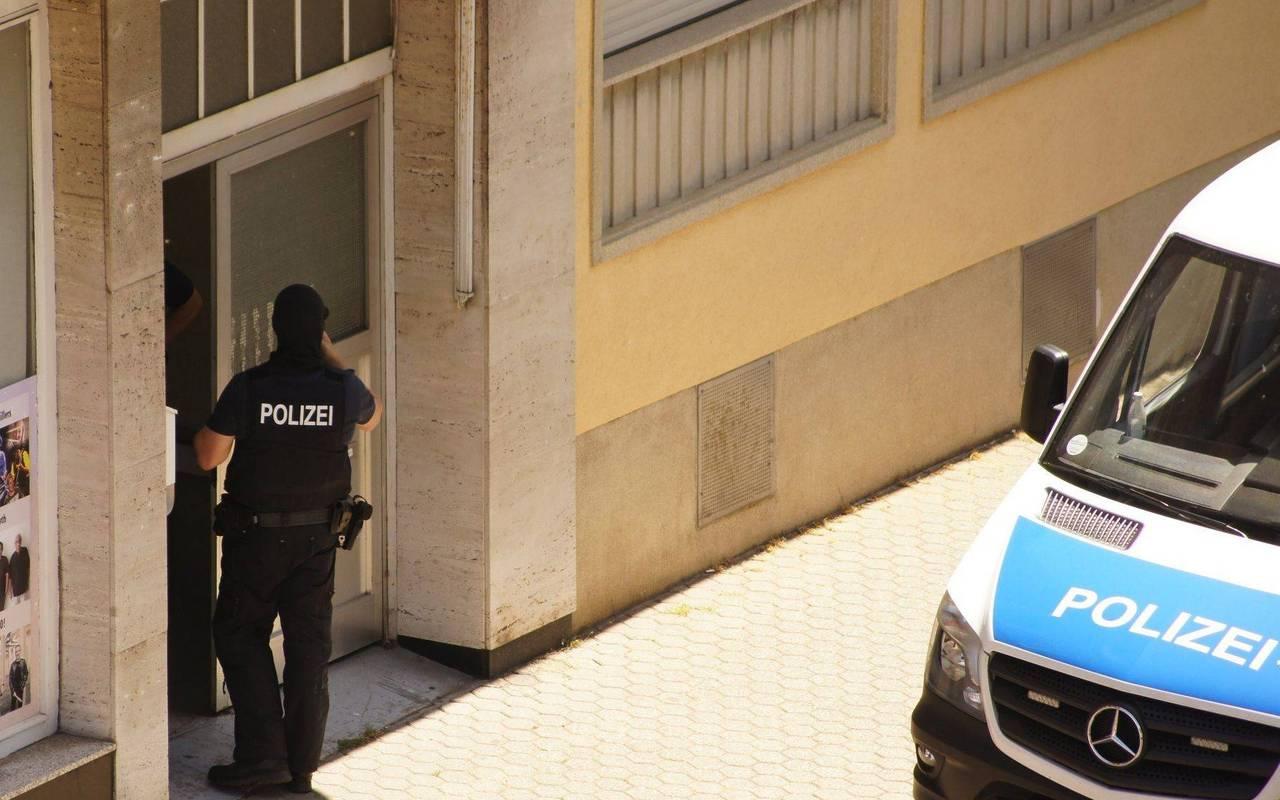 Polizei Weilerswist